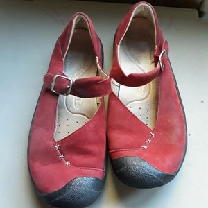 Keen 'Mary Jane' style shoes